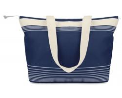 Plážová taška BINDI - modrá