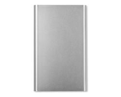 Výkonná powerbanka DIDST - matně stříbrná
