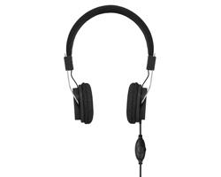 Skládací sluchátka REWARD - černá