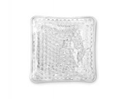 Gelový polštářek FROWARM s funkcí ohřívání nebo chlazení - transparentní