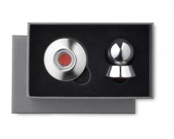Kovový držák na chytrý telefon KIND - stříbrná