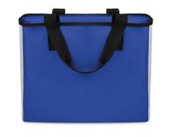 Chladící taška ROGERS s dvěma kapsami - královská modrá