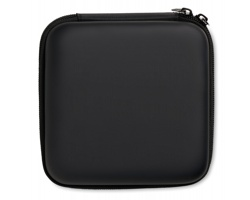 Cestovní sada PC příslušenství 4v1 CAGINESS - černá