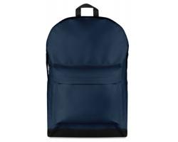 Batoh s vnější kapsou SHUTS - modrá