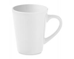 Keramický hrnek na kávu COFFIX, 180ml - bílá