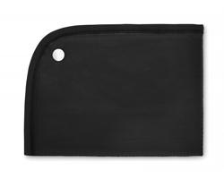 Polyesterová skládací podložka na sezení NOMAD - černá