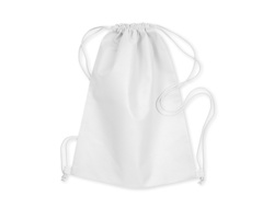 Netkaná taška DUSTY - bílá