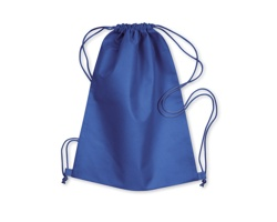 Netkaná taška DUSTY - modrá