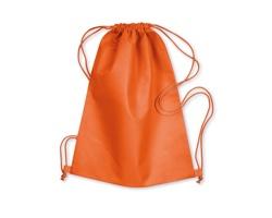 Netkaná taška DUSTY - oranžová