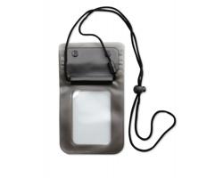 Vodotěsné pouzdro DUNG na smartphone - transparentní šedá