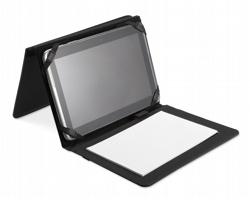 Pouzdro na tablet LOYD, A5 s poznámkovým blokem - černá