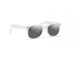 Sluneční brýle pro děti MACON s UV400 ochranou - bílá