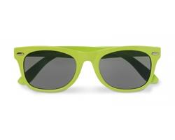 Sluneční brýle pro děti MACON s UV400 ochranou - limetková