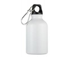 Hliníková láhev LUTHER, 300ml - bílá