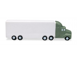 Antistres NESTOR ve tvaru nákladního auta - bílá