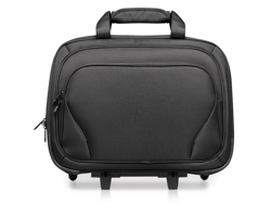 Business taška na kolečkách EDUCES - černá