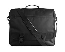 Polyesterová taška na dokumenty JEEPS - černá