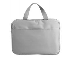 Polyesterová taška na dokumenty JUNO - šedá