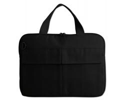 Taška na laptop FONT - černá