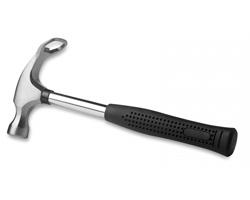 Kovové kladivo TIMOTEUS s otvírákem - černá