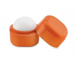 Balzám na rty OBOE ve šroubovací krabičce - oranžová