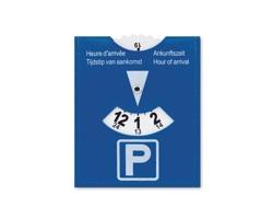 Plastové parkovací hodiny ROMP - modrá