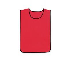 Sportovní rozlišovací vesta GULLS - červená
