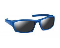 Sportovní sluneční brýle ALTOS se zrcadlovými skly - královská modrá