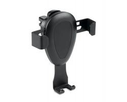 Stojánek na chytrý telefon PETAL do auta - černá