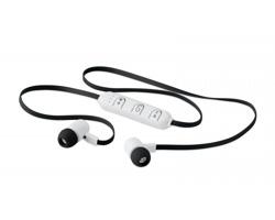 Bluetooth sluchátka HOSING v plastové krabičce - černá