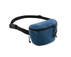 Polyesterová ledvinka CONI s nastavitelným popruhem - modrá