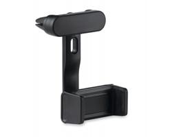 Plastový držák mobilního telefonu do auta RUDD - černá