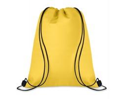 Chladicí batoh BERG se šňůrkami - žlutá