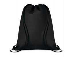 Chladicí batoh BERG se šňůrkami - černá