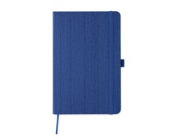 Poznámkový blok FAUST, formát A5 - královská modrá