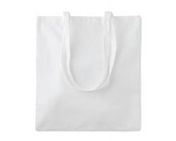 Bambusová nákupní taška MICE s dlouhými uchy - béžová