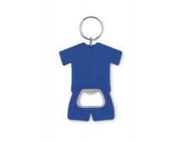 Přívěsek na klíče s otvírákem TWERP - modrá