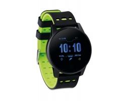 Sportovní chytré hodinky RABID - limetková