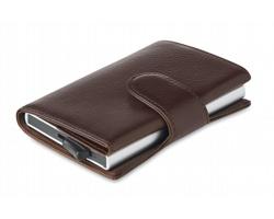 Peněženka PANNI s RFID ochranou - hnědá