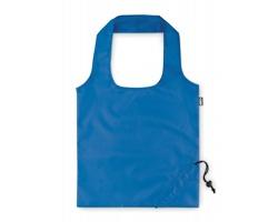 Skládací taška JINKS z recyklovaného PET - modrá