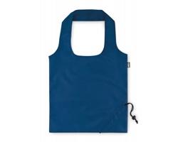 Skládací taška JINKS z recyklovaného PET - královská modrá