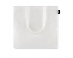 Nákupní taška FLAY z kukuřičné PLA - bílá