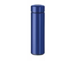 Nerezová termoska BRIER se sítkem na čaj, 470 ml - modrá