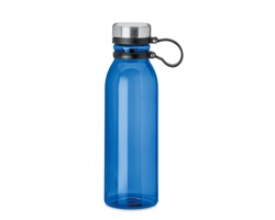 Plastová lahev PODIA z RPET materiálu, 780 ml - královská modrá