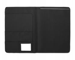 Polyesterové konferenční desky EXCELENT, A4 - černá