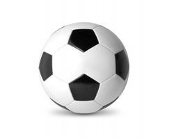 Fotbalový míč BERET - bílá / černá