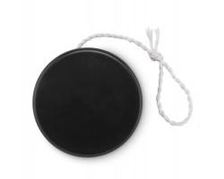 Plastové jojo ELSA - černá
