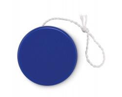 Plastové jojo ELSA - královská modrá