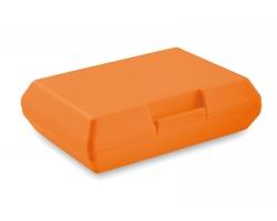 Plastová obědová krabička EXALT - oranžová