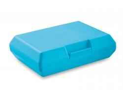Plastová obědová krabička EXALT - tyrkysová